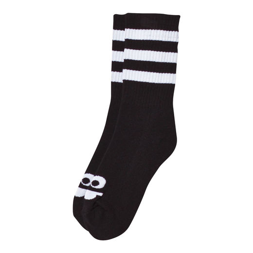 SOMETIME SOON - Tommy Skatesocks, Black