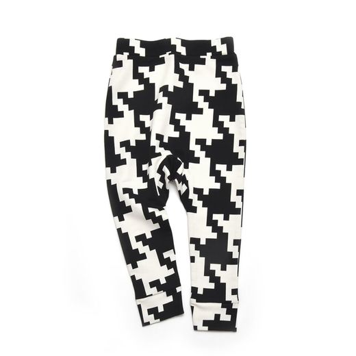 Little man happy - Space invaders sweatpants