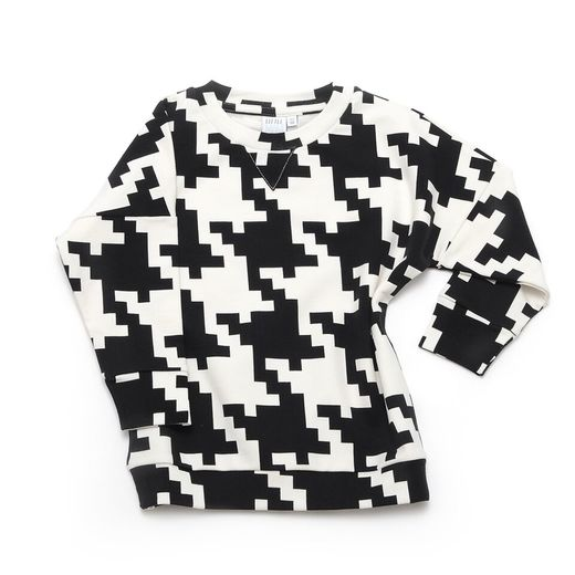 Little man happy - Space invaders sweater