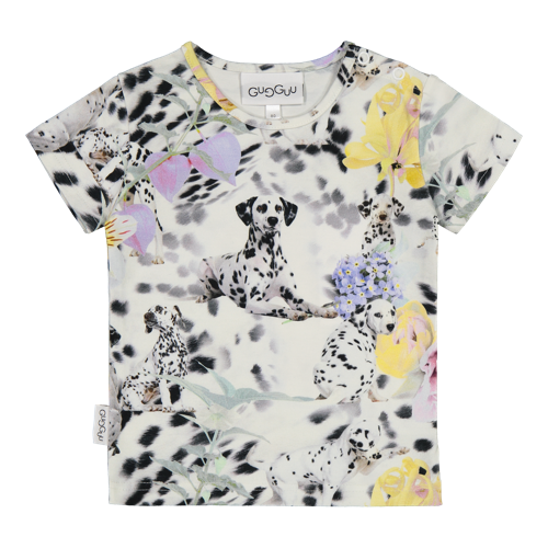 Gugguu - Print T-shirt, dots and spots