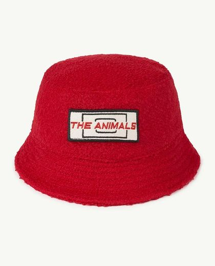 TAO - Starfish cap, red the animals