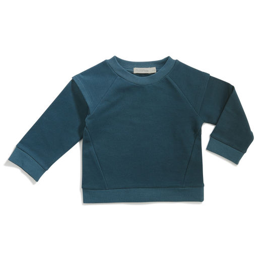 Phil&Phae - Armour sweater, Deep teal