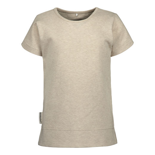 Metsola - Tricot basic T-shirt SS Unisex, Sand of Africa