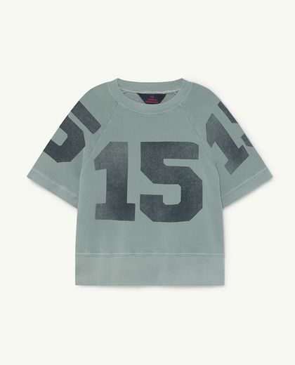 TAO - SQUAB KIDS T-SHIRT Blue