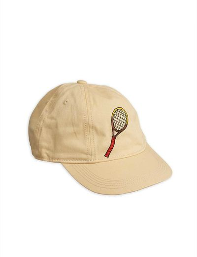 Mini Rodini - Tennis cap, yellow