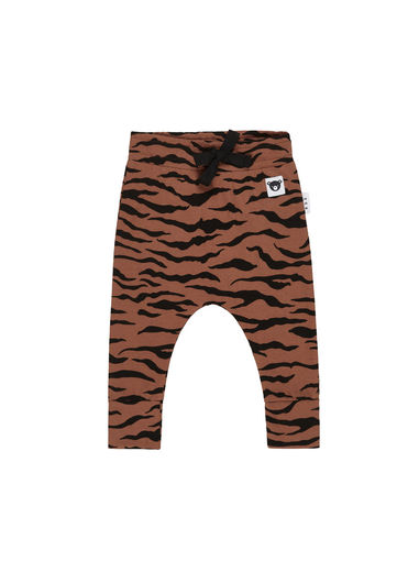 Huxbaby - Tiger Drop Crotch Pant, tiger