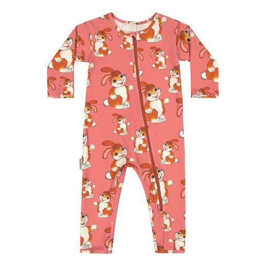 METSOLA - Pupu Tupuna nightsuit, strawberry ice