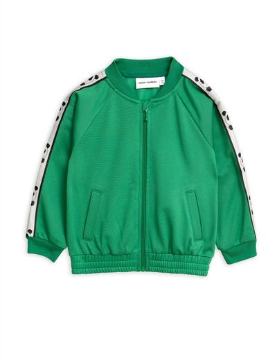 Mini Rodini - Panda wct jacket,  green