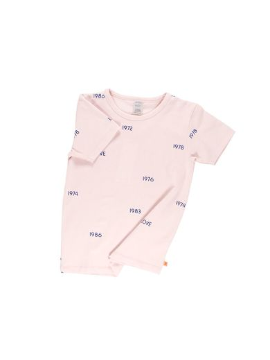 Tinycottons - Years tee, pale pink